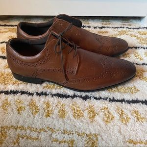 Kenneth Cole Reaction Leather Wingtip